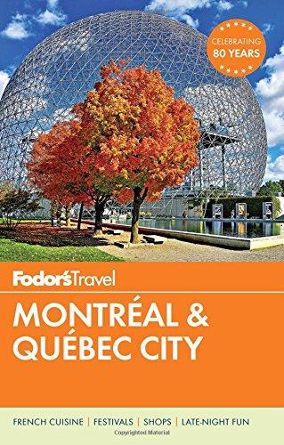 Quebec Travel Guides
