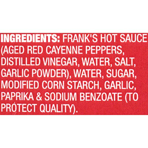 Frank's RedHot Original Thick Sauce, 13 Ounce