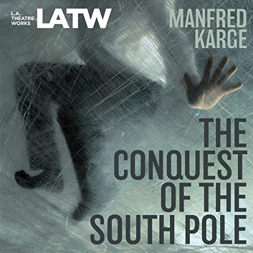 The Conquest of the South Pole copertina