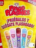 😍 Flash Frigo, Polos Líquidos para Congelar, Polines 6 Bolsas de 10 Unidades 60 Unidades