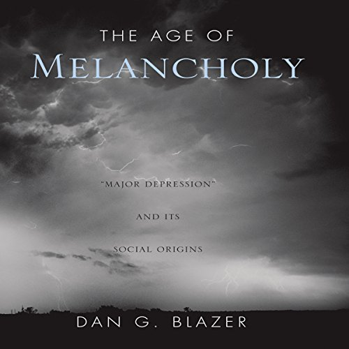 The Age of Melancholy audiobook cover art