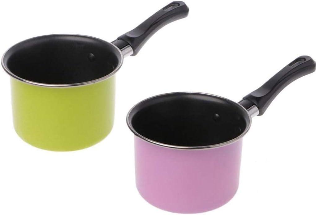 TJLSS Portable antiadhésive, Cuisine colorée et élégante Outils de Cuisine Disponible en Deux Couleurs (Color : Green) Green