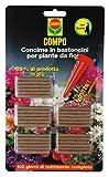 COMPO Concime in Bastoncini per Piante da Fiore, Con Guano, Con pratico applicatore, 30 Bastoncini (27 g)