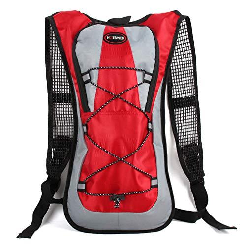 Fauhsto Travel Backpack Trekking Hiking Mountaineering Climbing Camping Cycling Rucksack Bike Gym Bag for Men Women