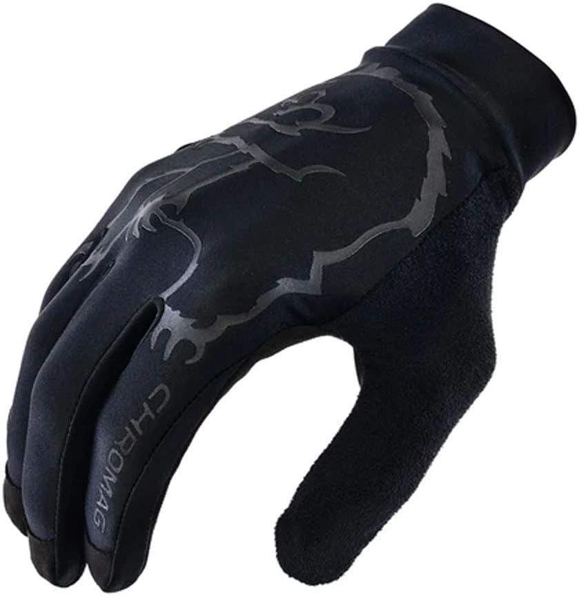 Chromag Habit 人気の製品 Cycling Glove 168-01 - L 日本限定 Black