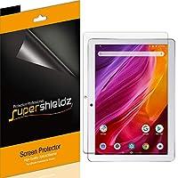 Supershieldz Dragon Touch K10 & Notepad K10タブレット用 10.1インチスクリーンプロテクター 高解像度クリアシールド (PET) 3枚パック