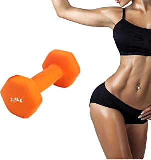 Dumbbell Woman Fitness Dumbbell Girls Gym Lady Home Aerobic Exercise Equipment Barbell Muscle Toning Burn Calorie Dumbbell...