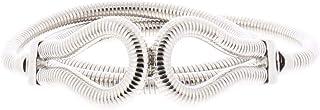 Womens Snake Metal Chain Skinny Belt