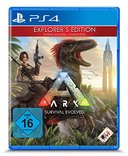ARK: Survival Evolved - Explorer's Edition - [PlayStation 4]