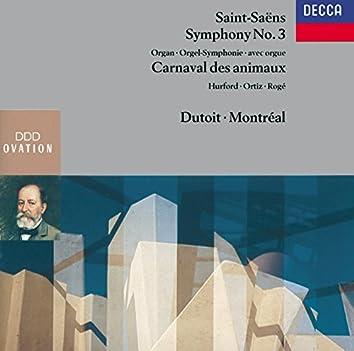 """Saint-Saëns: Symphony No.3 """"Organ""""; Le Carnaval des Animaux"""