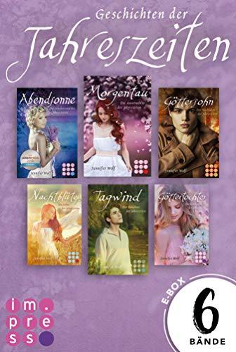 Die Geschichten der Jahreszeiten: Alle sechs Bände in einer E-Box!