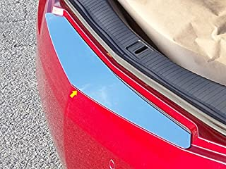 QAA fits 2014-2019 Cadillac CTS (1 Piece Stainless Rear Bumper Trim Accent) RB54250