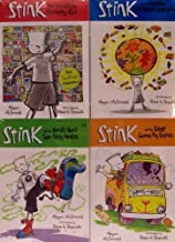 Stink the Incredible Shrinking Kid / Stink and the Incredible Super Galactic Jawbreaker / Stink and the World's Worst Supe...