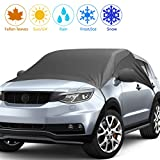 2019 Upgrade Version Car Windshield Snow Cover, Snow Ice Frost UV...