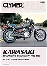 Clymer Kawasaki Vulcan 700 & Vulcan 750 (1985-2006)
