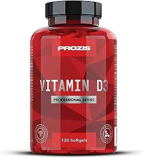 Prozis Vitamina D3-120 Unidades