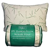 Best Bamboo Pillows - EcoTrueBamboo Bamboo Deluxe Pillow (1, King) Review