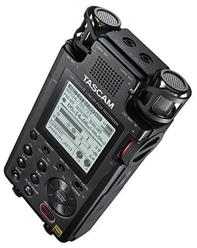 Tascam DR-100MKIII – Handheld-Recorder für professionellen Einsatz