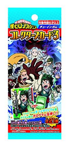僕のヒーローアカデミアコレクターズカード3 20個入 食玩・ガム(僕のヒーローアカデミア)