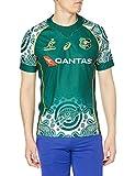ASICS Maillot Rugby Australie, réplica extérieur 2020/2021 Adulte