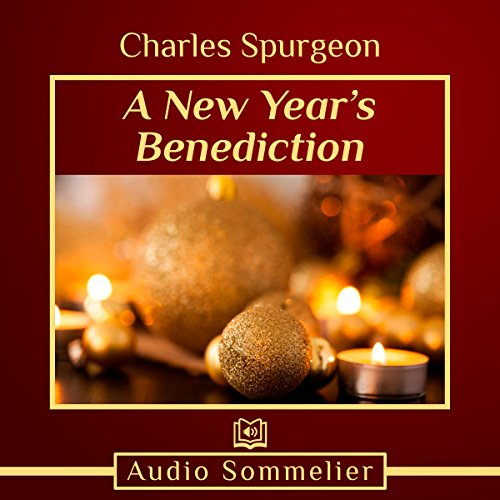 A New Year's Benediction copertina