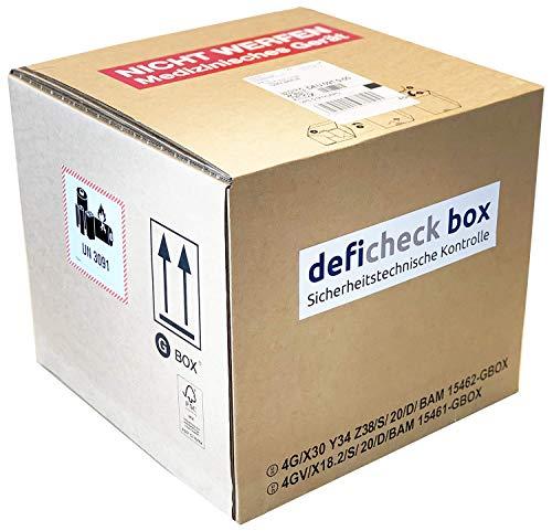 deficheck box | STK für ZOLL AED plus
