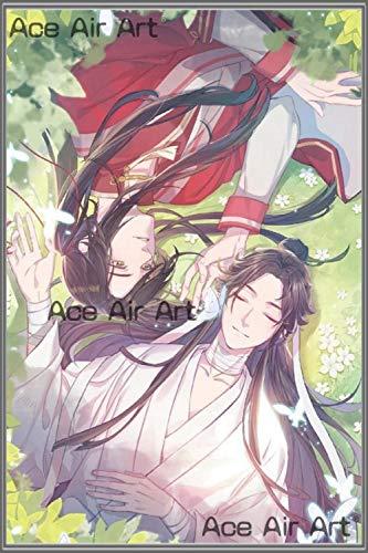 Abkaeh 5d Diamante Pintura Cielo nmesis bendicin animacin Completa Anime Arte artesana Cartel decoracin