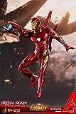 Hot Toys Marvel Avengers Infinity War Iron Man Mark L 50 Diecast 1/6 Scale Figure