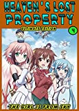 The Girl Is From Sky : Chapter 4 - Comedy phantasy Action Manga graphic Heaven's Lost Property (English Edition)