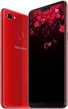 اوبو F7 بشريحتي اتصال - 64 جيجا، 4 جيجا رام، الجيل الرابع، احمر