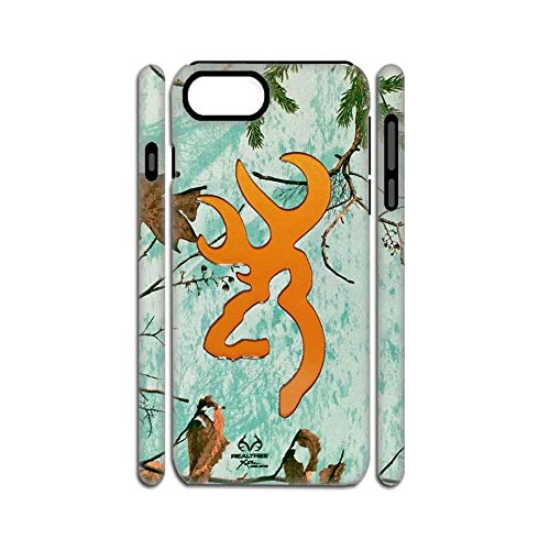 Print with Browning 7 In Fashion Shells Hard Plastics Compatible On Apple 4.7Inch iPhone 6/6S Girls Choose Design 127-1