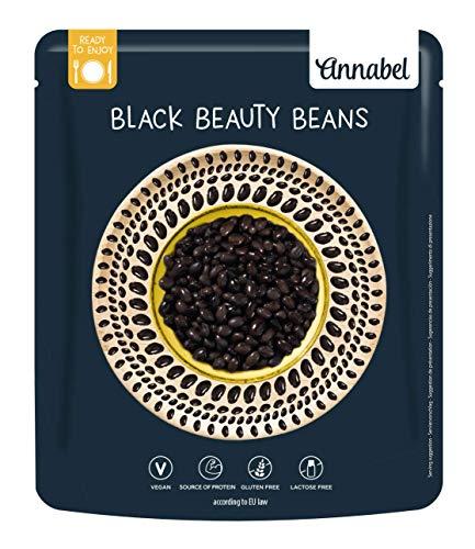 Annabel - Alubias negras, 7 paquetes de 200 g