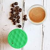 Centraliain Cápsula De Café Cápsula De Café Reutilizable De Acero Inoxidable Reemplazo Del Filtro De Cápsula Para Dolce Gusto