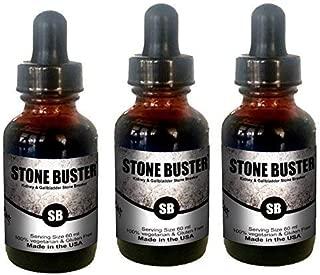 Stone Buster- Liposomal Gallbladder Pain and Hematuria Relief (60 ml 1 Bottle)