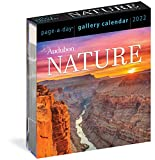 Audubon Nature Page-A-Day® Gallery Calendar 2022