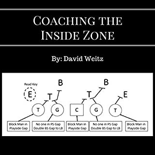 Coaching the Inside Zone audiobook cover art