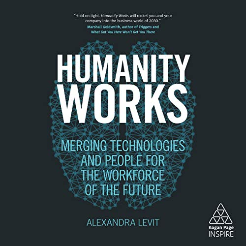 Humanity Works audiobook cover art