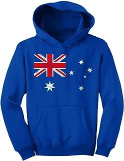 Tstars - Australian Flag - Australian National Symbol & Flag Youth Hoodie
