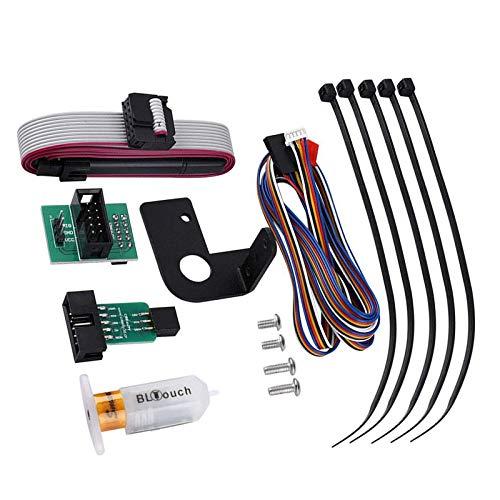 Creality BLTouch - Kit de sensores automáticos de nivelación de cama para Ender-3 / Ender-3 Pro / Ender 5 / CR-20 / CR-10 / CR-10S