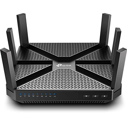 TP-Link AC4000 Smart WiFi Router - Tri Band Router ,...