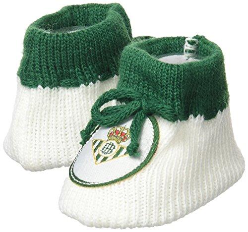 Real Betis Sevilla patbet Söckchen, weiß/grün, Einheitsgröße