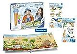 tiptoi Ravensburger 00805 - Create Starter-Set: Stift und Weltreise-Buch