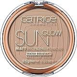 Catrice - polvos bronceadores mate sun glow - 030 medium bronze.