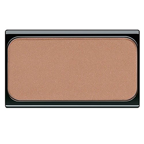 ARTDECO Blusher, Rouge, 02, deep brown orange, 1er Pack (1 x 1 Stück)
