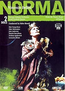 Bellini: Norma [DVD] [2007] by June Anderson