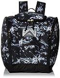 High Sierra Ski/Snowboard Boot Bag Backpack, Black Steam/Black, One Size