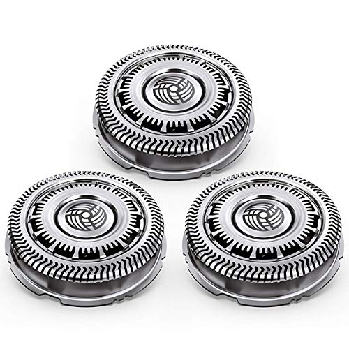 SH90 Replacement Heads for Philips Norelco Shaver Series 9000 Series 8950.