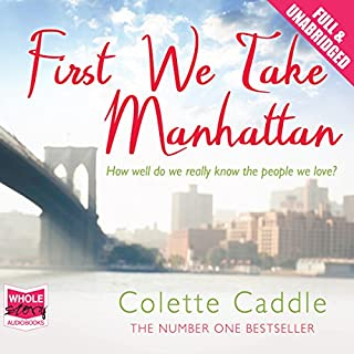 First We Take Manhattan cover art