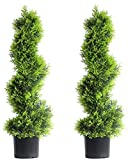 3Ft/35inch Spiral Topiary...