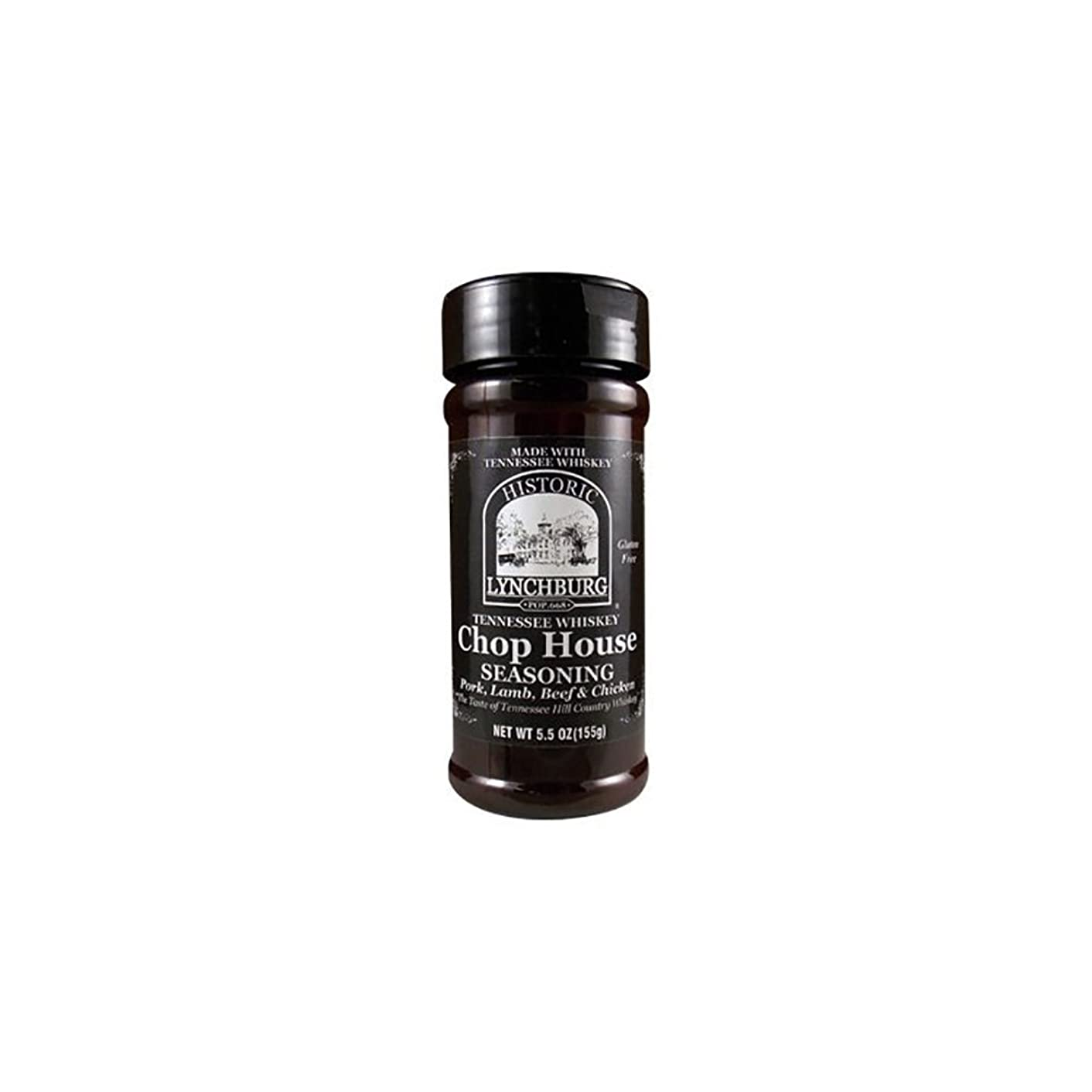 Retailsource Lynchburg Tennessee Chop House Seasoning, 5.5 Ounce